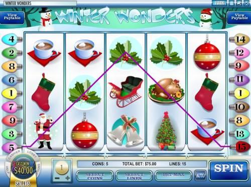 Winter Wonders review on Big Bonus Slots