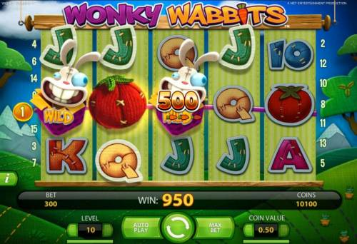 Wonky Wabbits review on Big Bonus Slots
