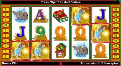 Wooden Boy Big Bonus Slots