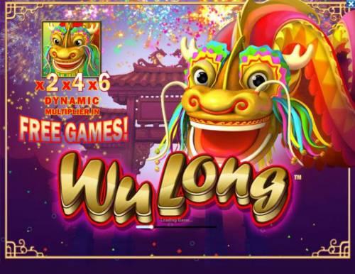 Wu Long Big Bonus Slots features x2 x4 x6 Dynamic Multiplier in free games!