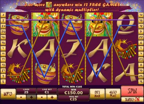 Wu Long Big Bonus Slots Another big win triggered by wilds and multiple winning paylines