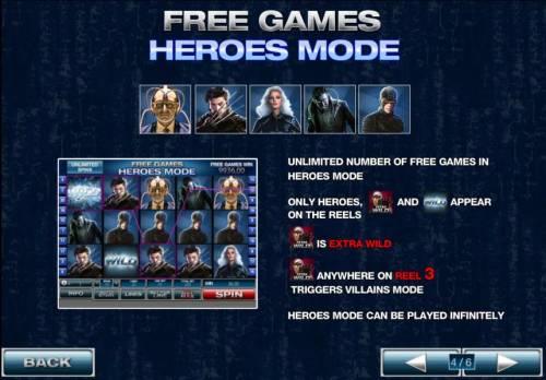 X-Men review on Big Bonus Slots
