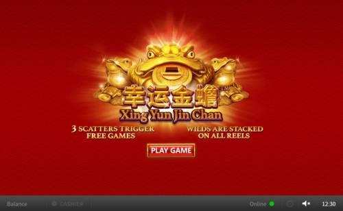 Xing Yun Jin Chan Big Bonus Slots Introduction
