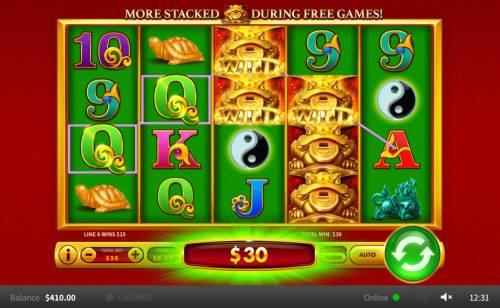 Xing Yun Jin Chan Big Bonus Slots Multiple winning paylines