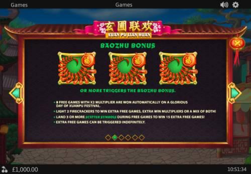 Xuan Pu Lian Huan  review on Big Bonus Slots
