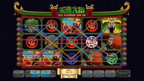 Yu Huang Da Di review on Big Bonus Slots